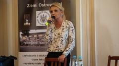 Ostrów Mazowiecka - Posłanka ruchu Kukiz\15 Agnieszka Ścigaj przyjechała z wizy
