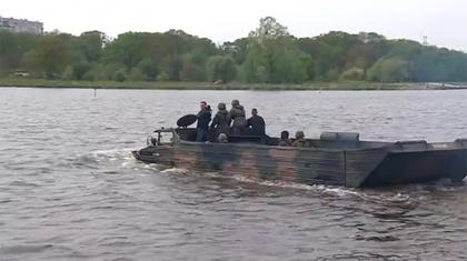 Ostrów Mazowiecka - We Wrocławiu odbyły się wielkie ćwiczenia żołnierzy, policji