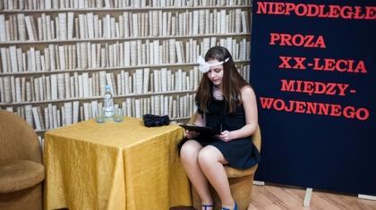 Ostrów Mazowiecka - Ostrowska biblioteka zorganizowała dla uczniów szkół średnic