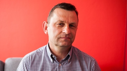 Ostrów Mazowiecka - Krzysztof Winiarski, radny sejmiku województwa maz