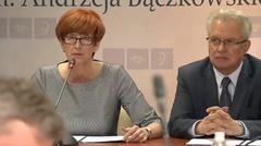 Ostrów Mazowiecka - Rząd i przedstawiciele części środowiska osób niepełnosprawn