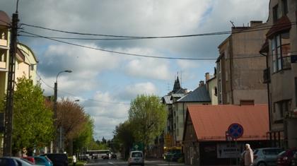 Ostrów Mazowiecka - W naszym regionie poniedziałek zapowiada się niezbyt optymis