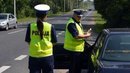 Ostrów Mazowiecka - 53-letni obywatel Ukrainy został przyłapany na krajowej