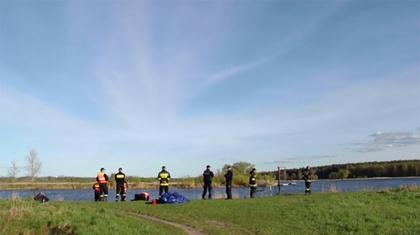 Ostrów Mazowiecka - Strażacy z Białegostoku odnaleźli ciało mężczyzny, który wsz