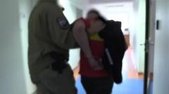 Ostrów Mazowiecka - Funkcjonariusze Centralnego Biura Śledczego Policji rozbili