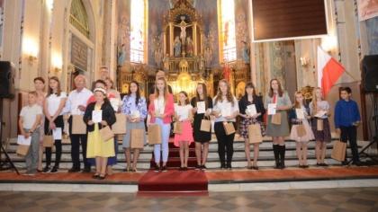Ostrów Mazowiecka - W kościele pw. Podwyższenia Krzyża Świętego w Goworowie odby