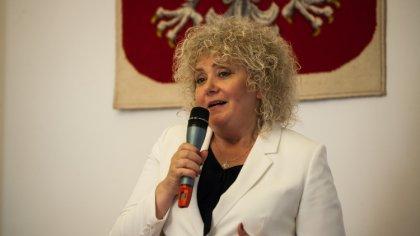 Ostrów Mazowiecka - Wicemarszałek senatu Maria Koc była kolejnym gości
