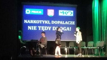 Ostrów Mazowiecka - W sali widowiskowej brokowskiego domu kultury odbyła się deb