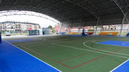 Ostrów Mazowiecka - Miejski Ośrodek Sportu i Rekreacji w Ostrowi Mazowieckiej pr