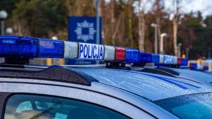 Ostrów Mazowiecka - Do groźnego zdarzenia drogowego doszło na drodze wojewódzkie