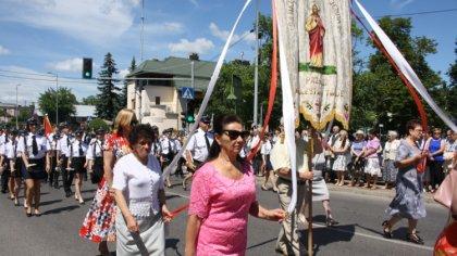 Ostrów Mazowiecka - W najbliższy czwartek 31 maja przypada uroczystość Najświęts