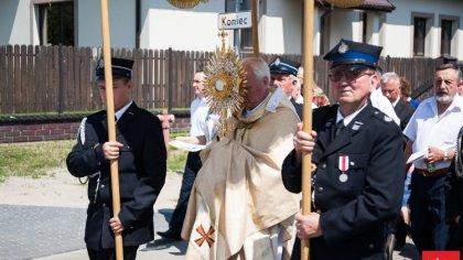 Ostrów Mazowiecka - Dziś odbędą się uroczystości Bożego Ciała, tegoroczne proces