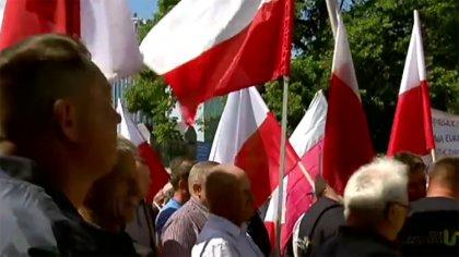 Ostrów Mazowiecka - W Warszawie odbył się protest przeciwko polityce resortu rol