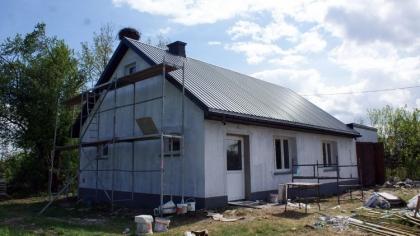 Ostrów Mazowiecka - Trwają prace remontowe w świetlicach wiejskich na terenie gm