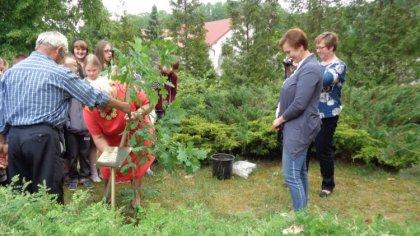 Ostrów Mazowiecka - Uroczystość poświęcona obchodom 100-letniej rocznicy odzyska