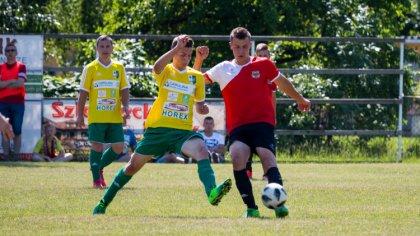 Ostrów Mazowiecka - Aż 34 bramki padły na boiskach piłkarskiej B klasy w miniony
