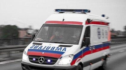 Ostrów Mazowiecka - Tragicznie mógł zakończyć się wtorek 5 czerwca dla 38-letnie