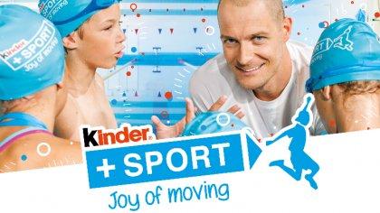 Ostrów Mazowiecka - Festiwal Kinder+Sport Radość z Pływania już w najbliższą nie