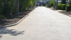 Ostrów Mazowiecka - Na terenie miasta dokonano odbiorów końcowych ulicy Wiatracz