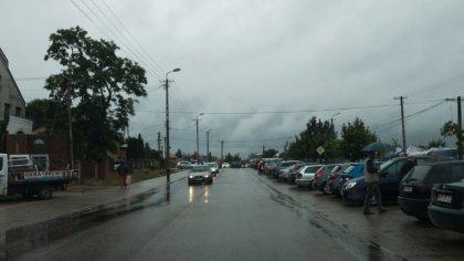 Ostrów Mazowiecka - W niedzielę możliwe będą słabe, przelotne opady deszczu na p