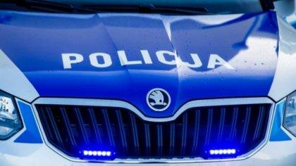 Ostrów Mazowiecka - Przy ulicy Trębickiego 14 lipca około godziny 7.00 doszło do