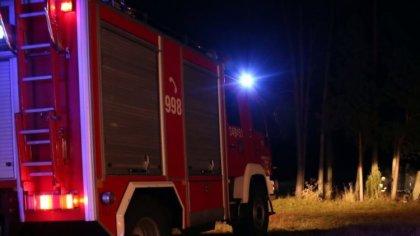 Ostrów Mazowiecka - Ostrowscy strażacy dzisiejszy poranek mogą zaliczy