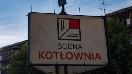 Ostrów Mazowiecka - Scena Kotłownia zachęca do zapoznania się repertuarem na cze