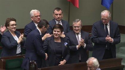 Ostrów Mazowiecka - Sejm odrzucił wnioski o wotum nieufności dla minister rodzin