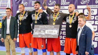 Ostrów Mazowiecka - W Ostrowi Mazowieckiej wystartował cykl turniejów koszykówki