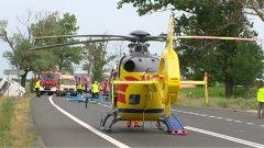 Ostrów Mazowiecka - Dwie osoby nie żyją, a 29 zostało rannych w wyniku wypadku a