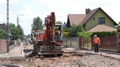Ostrów Mazowiecka - Dwie inwestycje drogowe są obecnie prowadzone w Br
