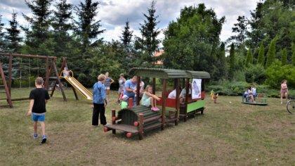 Ostrów Mazowiecka - Z myślą o najmłodszych mieszkańcach Kańkowa (gmina Małkinia