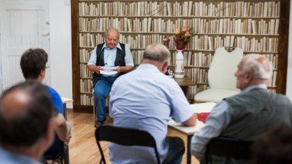 Ostrów Mazowiecka - Po raz kolejny członkowie klubu dyskusyjnego działającego pr