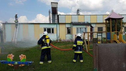 Ostrów Mazowiecka - Po raz pierwszy w gminie Andrzejewo odbyły się manewry straż