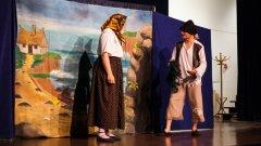 Ostrów Mazowiecka - Spektakl o ubogim rybaku mogli zobaczyć młodzi mie