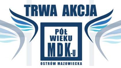 Ostrów Mazowiecka - Miejski Dom Kultury w Ostrowi Mazowieckiej rozpoczął akcję p