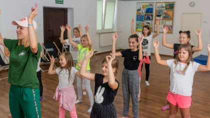 Ostrów Mazowiecka - Pełna pozytywnej energii i pasji Paulina