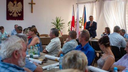 Ostrów Mazowiecka - Radni gminy Wąsewo kolejny raz spotkali się podczas obrad, a