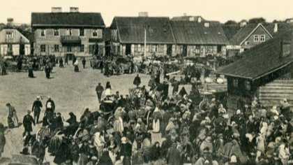 Ostrów Mazowiecka - Ostrów Łomżyński - Rynek