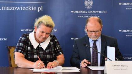 Ostrów Mazowiecka - Poprawa bezpieczeństwa na drogach to zadanie realizowane na