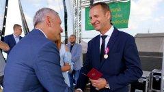Ostrów Mazowiecka - Na wniosek mieszkańców gminy Ostrów Mazowiecka prezydent And