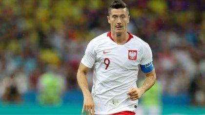 Ostrów Mazowiecka - Piłkarska reprezentacja Polski po nieudanym mundialu w Rosji