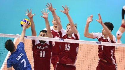 Ostrów Mazowiecka - Pierwsza porażka polskich siatkarzy na mistrzostwach świata.