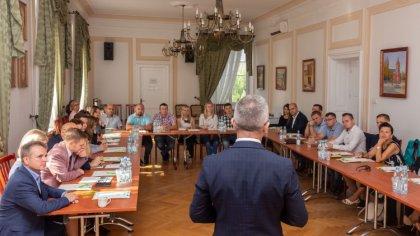 Ostrów Mazowiecka - Mazowiecki Ośrodek Wsparcia Ekonomii Społecznej (MOWES) oraz