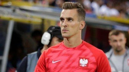 Ostrów Mazowiecka - W meczu trzeciej kolejki fazy grupowej Ligi Narodów UEFA pił