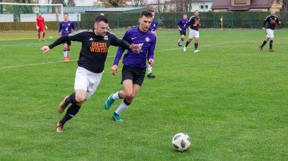 Ostrów Mazowiecka - Maciej Watkowski (Wkra Bieżuń) z dorobkiem 24 bramek i Kamil