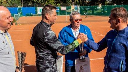 Ostrów Mazowiecka - Artur Borowy okazał się najlepszym zawodnikiem tenisowych Mi