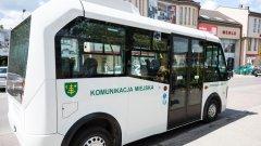 Ostrów Mazowiecka - Nowy rozkład jazdy dla linii numer 1 pomiędzy ulicą Mieczkow