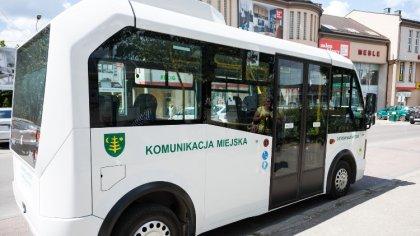 Ostrów Mazowiecka - Z darmowej komunikacji miejskiej będą mogli skorzystać miesz