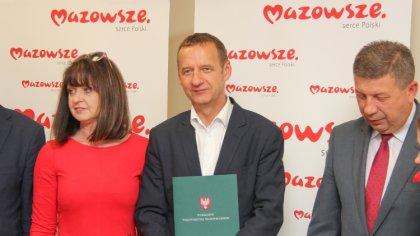 Ostrów Mazowiecka - Do strażaków ochotników z subregionu ostrołęckiego trafi now